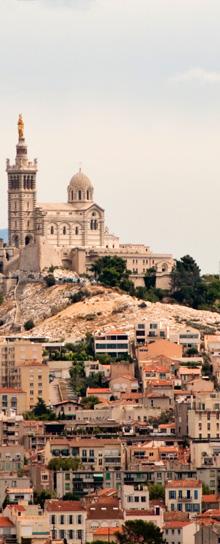 Agence de pompes funèbres Lutèce International de Marseille