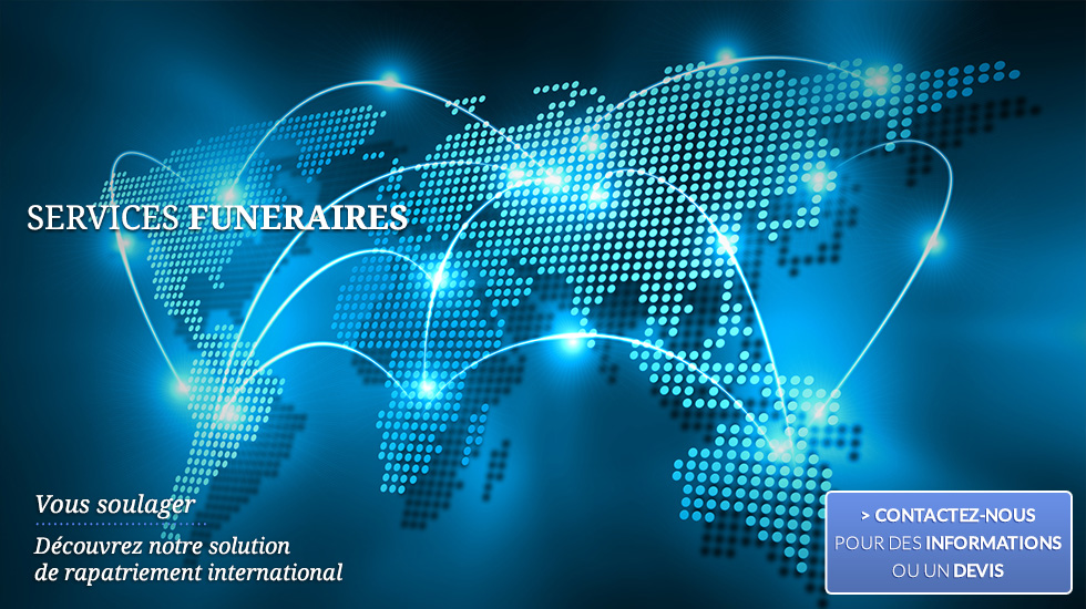 rapatriement de corps international