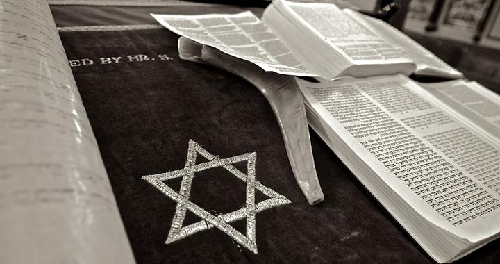 Enterrement juif