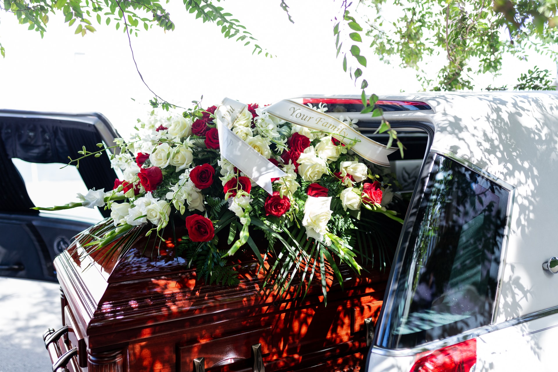 Cercueil enterrement