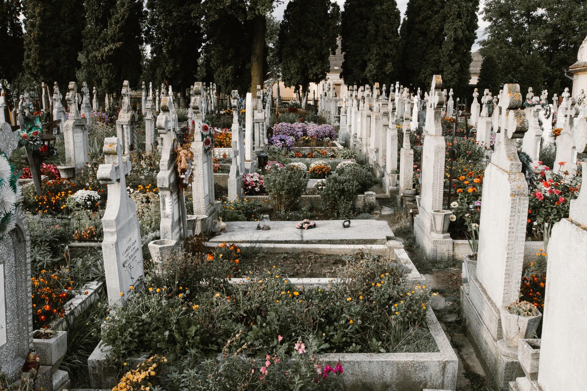 Nettoyage pierre tombale
