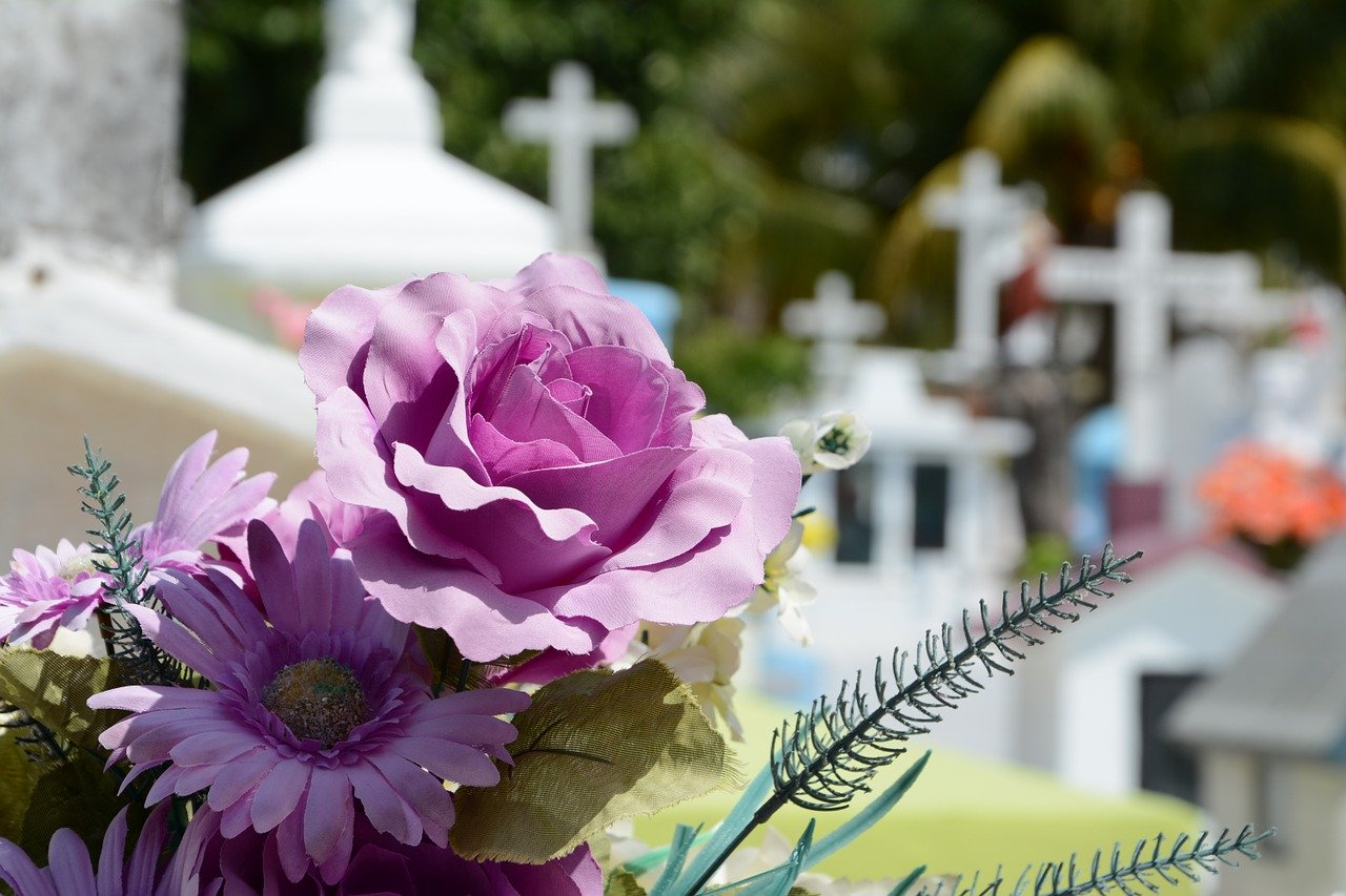 Cérémonie enterrement