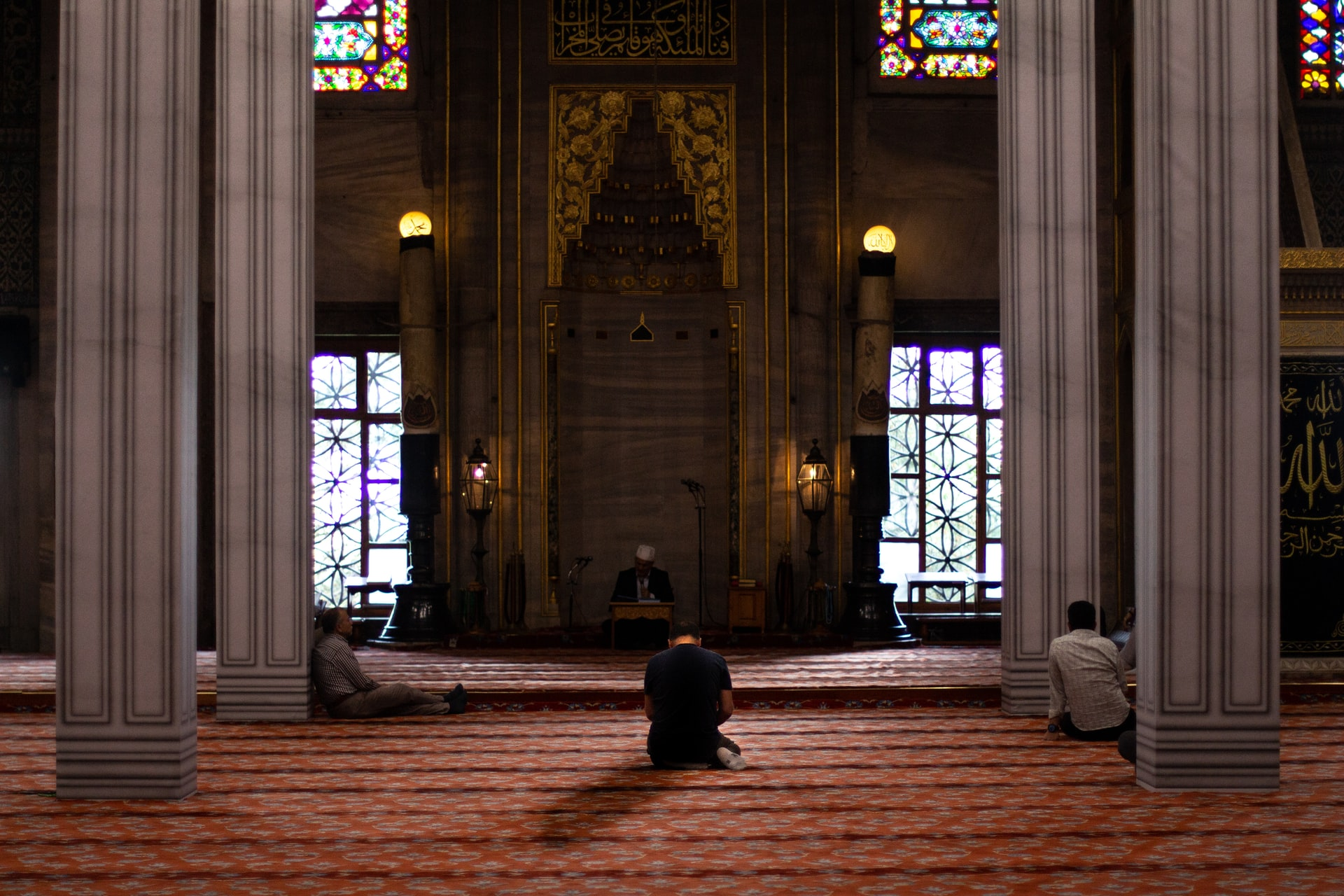 deuil islam