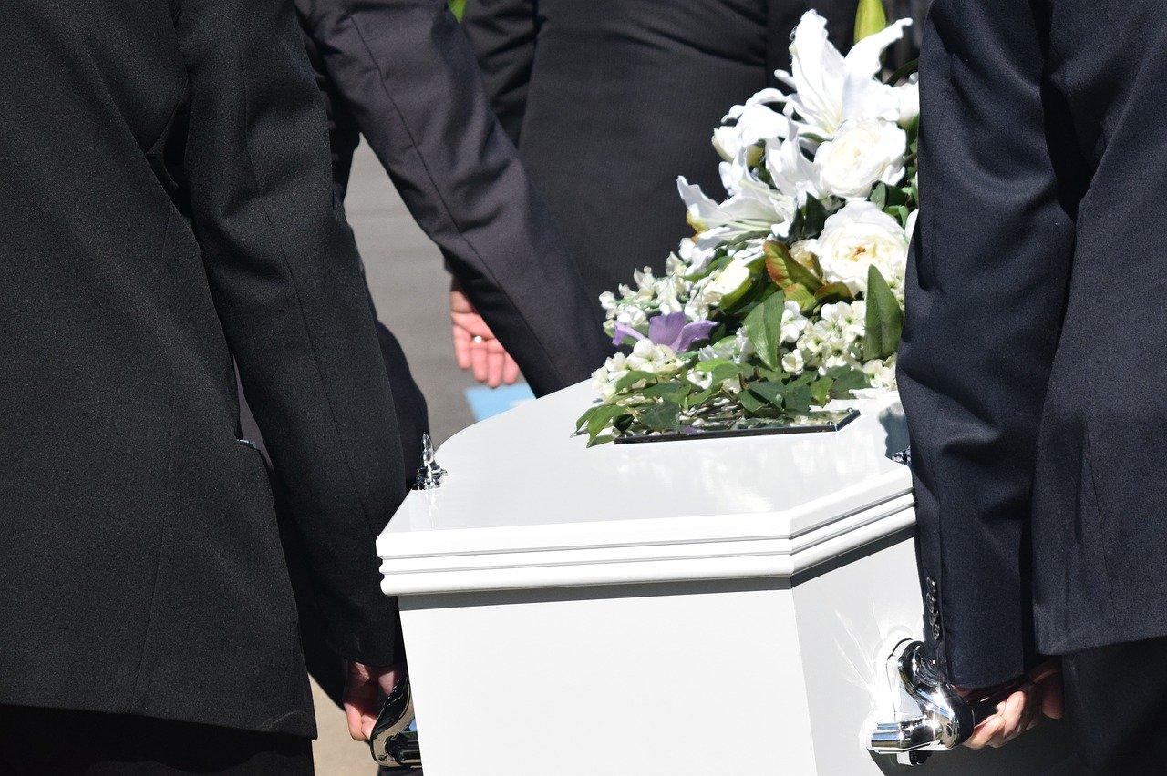Cercueil carton