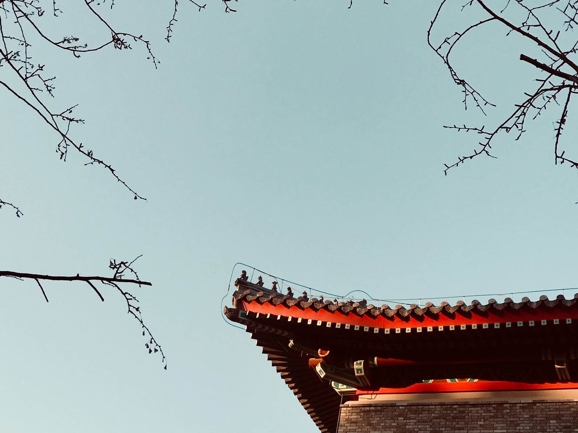 Enterrement chinois